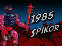 85SpikorButton Power & Honor Ep. 006   Spikor (1985)