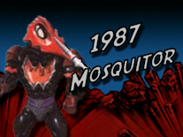 87MosquitorButton Power & Honor Ep. 005   Mosquitor (1987)