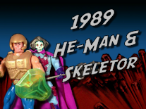 89HeManSkeletorButton Power & Honor Ep. 007   New Adventures He Man & Skeletor (1989)