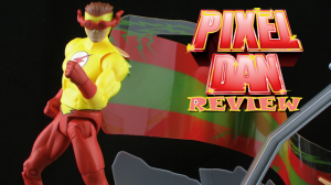 KidFlashTitle 300x168 Mattel Young Justice 6 Kid Flash Figure Review
