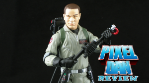 RookieTitle 300x168 Mattel Ghostbusters The Rookie Action Figure Review