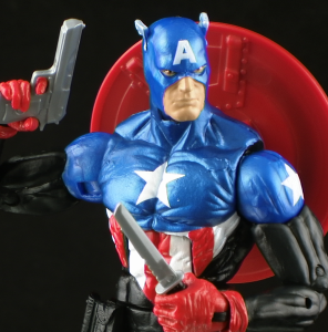 MLCapThumb 296x300 Hasbro Marvel Legends Bucky Barnes Captain America Figure Review
