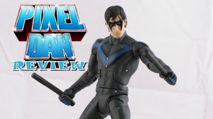 NightwingTitle 300x168 Mattel Batman Legacy Arkham City Nightwing Figure Review