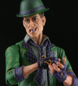 ArkhamRiddler Thumb 274x300 DC Direct Arkham City Series 2 The Riddler Figure Review