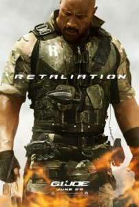 GI Joe  Retaliation poster 202x300 UPDATED: G.I. Joe Retaliation release date pushed to 2013  How does this affect Hasbro?