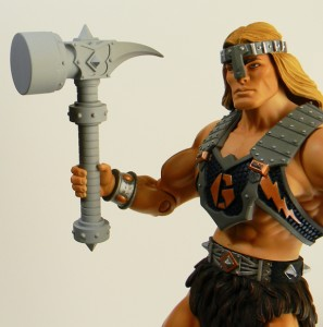 Hammer Size A 297x300 Mystic Hammer Fan Project by Joe Amaro finished!