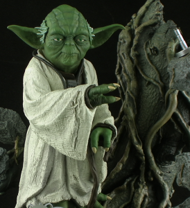 KotoYodaThumb 274x300 Kotobukiya Star Wars ArtFX ESB Yoda 1/7 Scale Statue Review