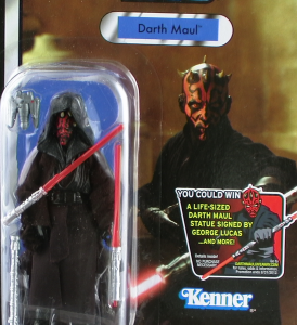 VintageMaulThumb 274x300 Star Wars Vintage Collection TPM Darth Maul Figure Review