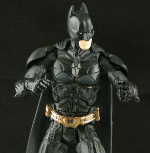 DKRBatmanThumb 293x300 Mattel Dark Knight Rises Movie Masters Batman Figure Review