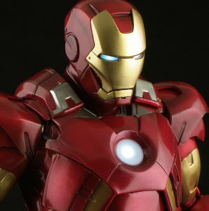 KotoIronManThumb 298x300 Kotobukiya ArtFX 1/6 Scale Avengers Iron Man Statue Review