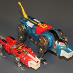Rummage VoltronLions 150x150 Cool Toy Finds: The Magical Rummage Sale