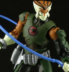 Thunder Cats Tygra on Tygra Thumb 286x300 Bandai Thundercats Modern 6 Tygra Figure Review