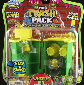 WheelieBinThumb 295x300 The Trash Pack Wheelie Bin Ooze Slide Mini Figure Playset Review