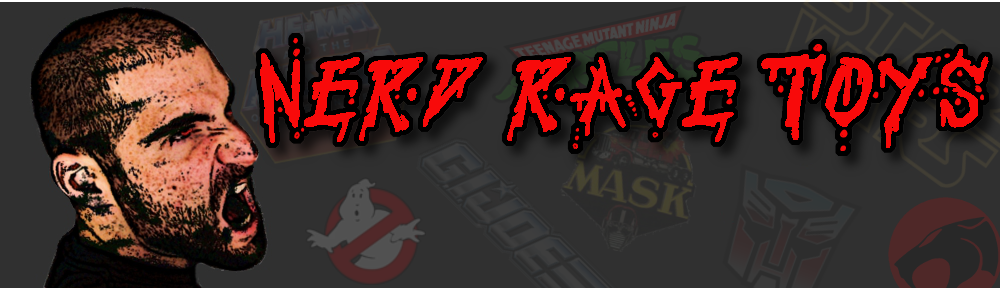 nrtlogo Sponsor Update: Nerd Rage Toys   25% Off Everything in the Store!