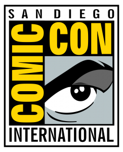 Comic Con logo 243x300 Pixel Dan at San Diego Comic Con 2012