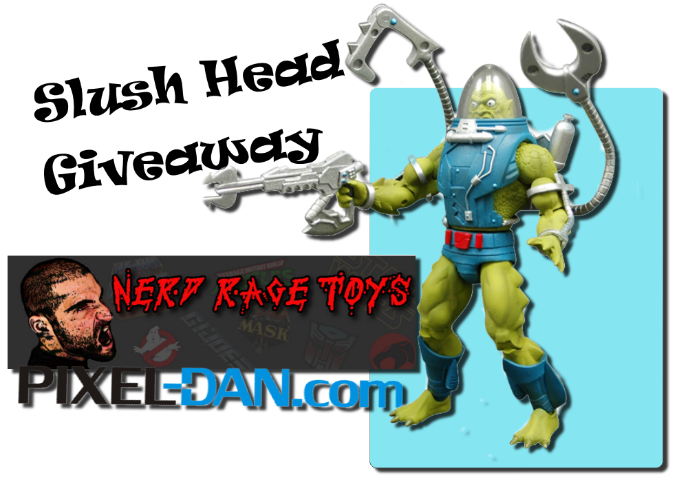 NRT SlushHeadContest MOTU Classics Slush Head Figure Giveaway