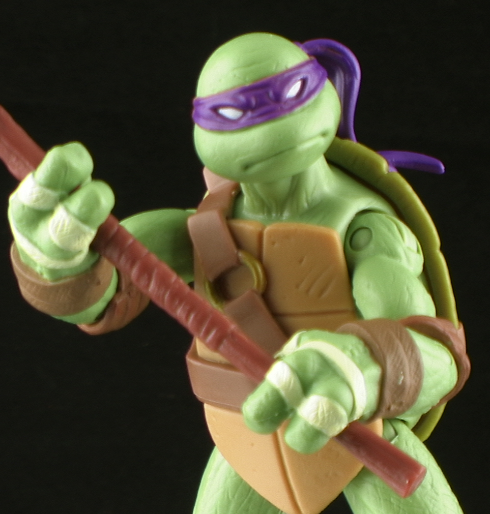 Teenage mutant ninja turtles nickelodeon donatello toy - photo#8