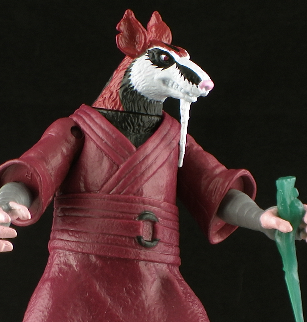 Nickelodeon Teenage Mutant Ninja Turtles Splinter Figure Review