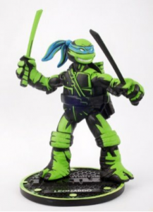 NightShadowLeo2 217x300 TMNT Night Shadow Leonardo figure comes to SDCC