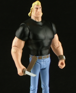BrockSamsonThumb 246x300 BifBangPow Venture Bros Brock Samson Action Figure Review
