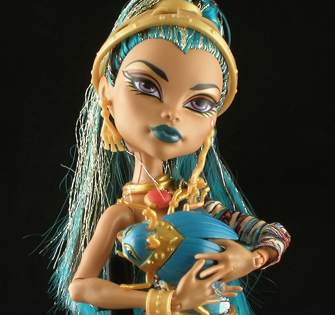 Mattel monster high nefera de nile doll review pixel - Nefera de nile ...