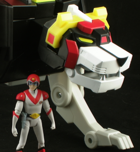 BlackLionThumb 276x300 Mattel Voltron Classics Black Lion and Keith Figure Review