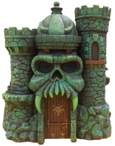 Grayskull Front 236x300 Icon Heroes Castle Grayskull Statue Available for Pre Order