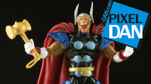 MU BetaRayBillTitle 300x168 Marvel Universe Wave 18 Beta Ray Bill Figure Review