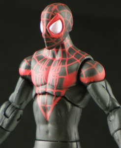 UltSpidey Thumb 246x300 Marvel Universe Wave 18 Ultimate Spider Man (Miles Morales Variant) Figure Review