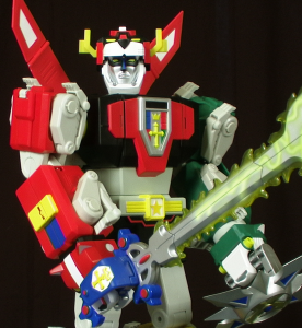 VoltronThumb 276x300 Mattel 23 Voltron Classics Figure Video Review