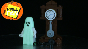 LEGOGhostTitle 300x168 LEGO Monster Fighters Ghost and Clock Set #30201 Video Review