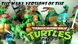ManyVersionsTMNT2Title 300x168 The Many Versions of the Teenage Mutant Ninja Turtles part 2