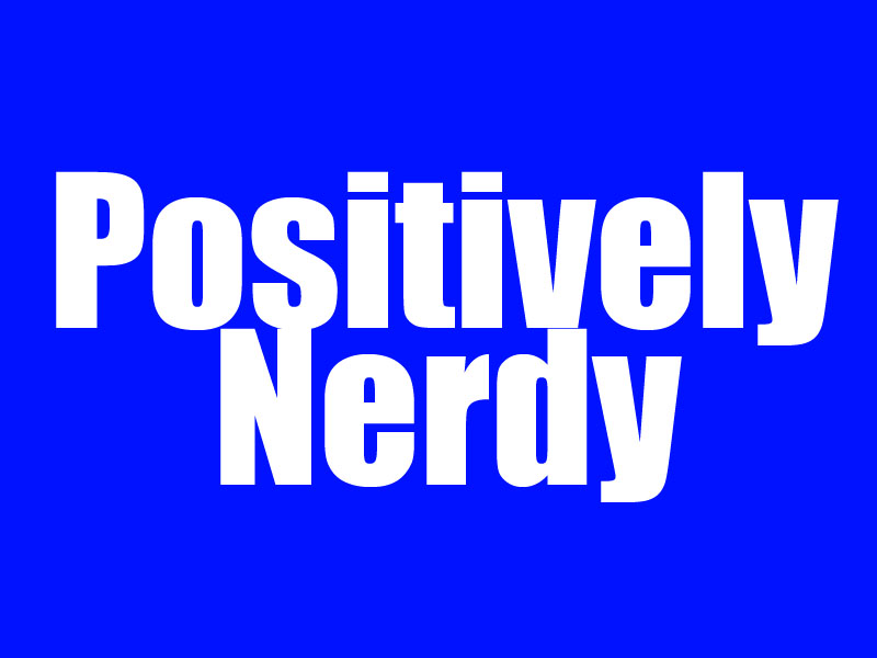 PositivelyNerdyLogo Positively Nerdy Ep. 13   The Haunted Mansion