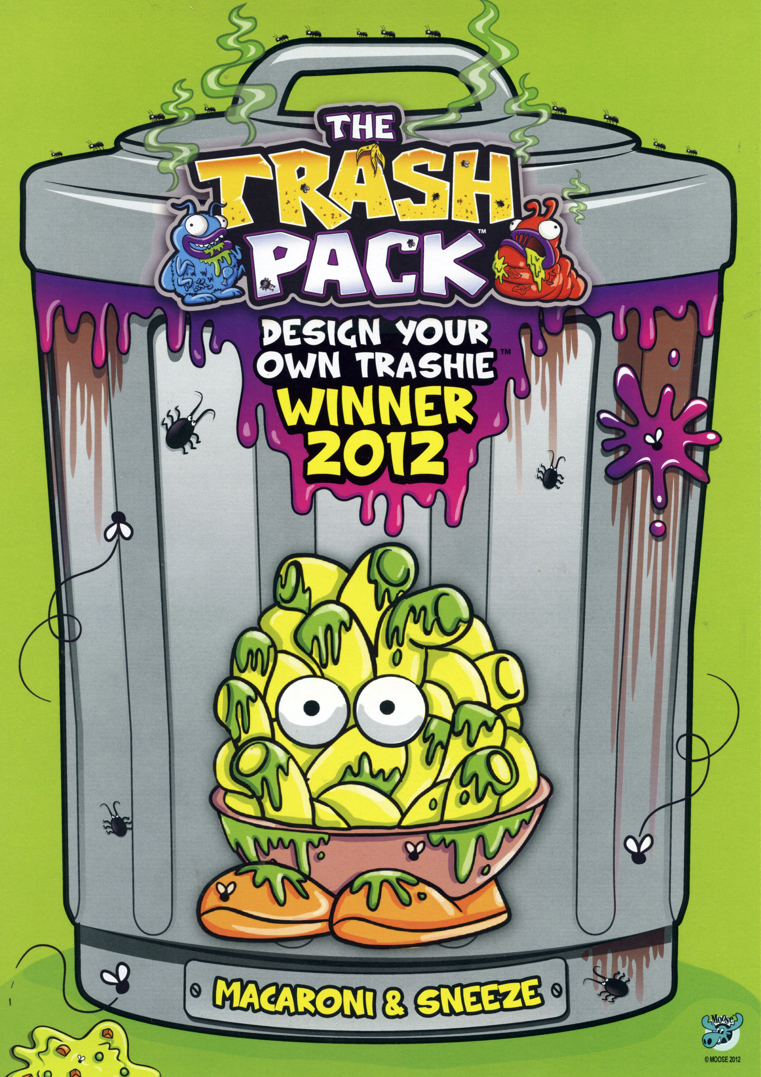 Interview with Design Your Own Trashie 2012 Winner Brian Roberts