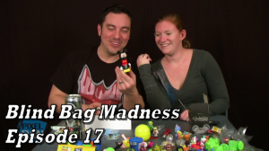 BlindBagMadness17Title 300x168 Pixel Dans Blind Bag Mini Figure Madness Ep. 17   So Many Toys!