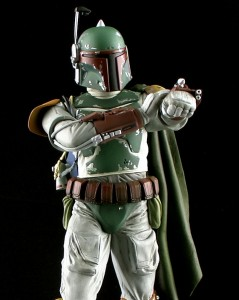 KotoROTJFettThumb 239x300 Kotobukiya Star Wars ArtFX+ ROTJ Boba Fett 1/10 Scale Statue Review