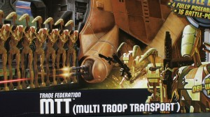 PIC 2614 300x168 Hasbro Star Wars Trade Federation MTT (Multi Troop Transport) Video Review