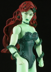 PoisonIvythumb 214x300 DC Universe Classics Club Infinite Poison Ivy Figure Video Review