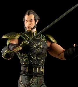 RasAlGhulThumb 267x300 DC Collectibles Batman Arkham City Ras Al Ghul Figure Video Review