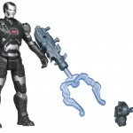 A2973 War Machine 150x150  Hasbros Marvel Iron Man 3 Iron Assemblers Action Figures Images