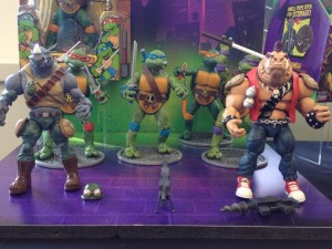 BebopRocksteady 300x225 TMNT Classics Bebop & Rocksteady Revealed