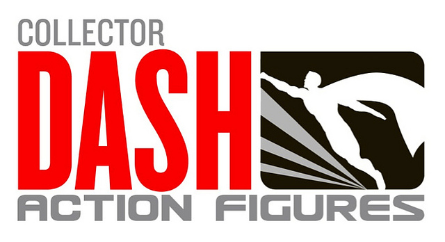CollectorDASHLogo Sponsor Update: Collector DASH ActionFigures   DASH's One of a Kind Features