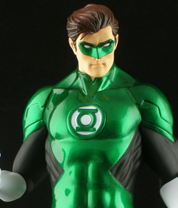 GreenLanternThumb 257x300 Kotobukiya DC Justice League ArtFX+ Green Lantern 1/10 Scale Statue Review