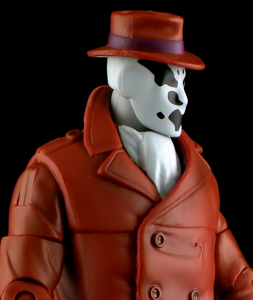 RorschachTitle 253x300 Mattel The Watchmen Rorschach Figure Video Review