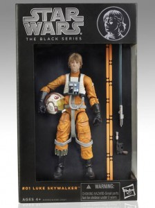 StarWarsBlack Luke 224x300 Hello 6 Star Wars Figures, Goodbye Money