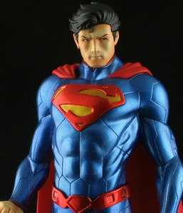 SupermanKotoThumb 257x300 Kotobukiya DC Comics Justice League ArtFX+ Superman 1/10 Scale Statue Review