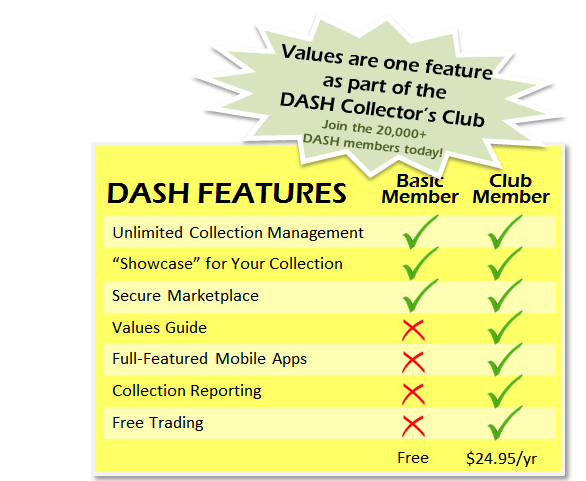 DashFeatures Sponsor Update: Collector DASH ActionFigures   DASH's One of a Kind Features