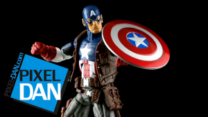 MLUltCapTitle 300x168 Hasbro Marvel Legends Ultimate Captain America (Hit Monkey Series) Figure Video Review