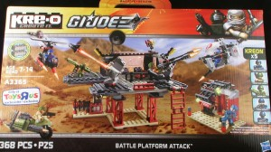 PIC 7691 300x168 Hasbro G.I. Joe Kre O Battle Platform Attack Set Video Review 