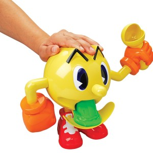 PacManBandai2 300x300 New Pac Man Toys?! Why not?!